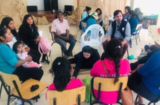 Los diálogos participativos en primera infancia se consolidan
