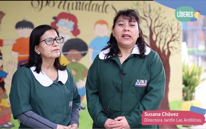 Líderes: el desafío de la interculturalidad que llevan adelante Alioska y Susana
