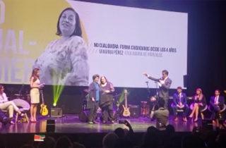 """Educadora de párvulos Gladys """"Vicky"""" Pérez Sebik es premiada por el Global Teacher Prize"""