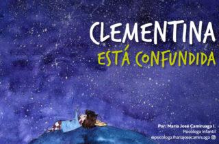 Clementina está confundida