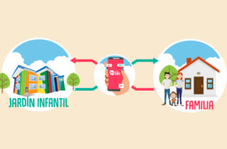 Junji lanza aplicación para que jardines se comuniquen con las familias