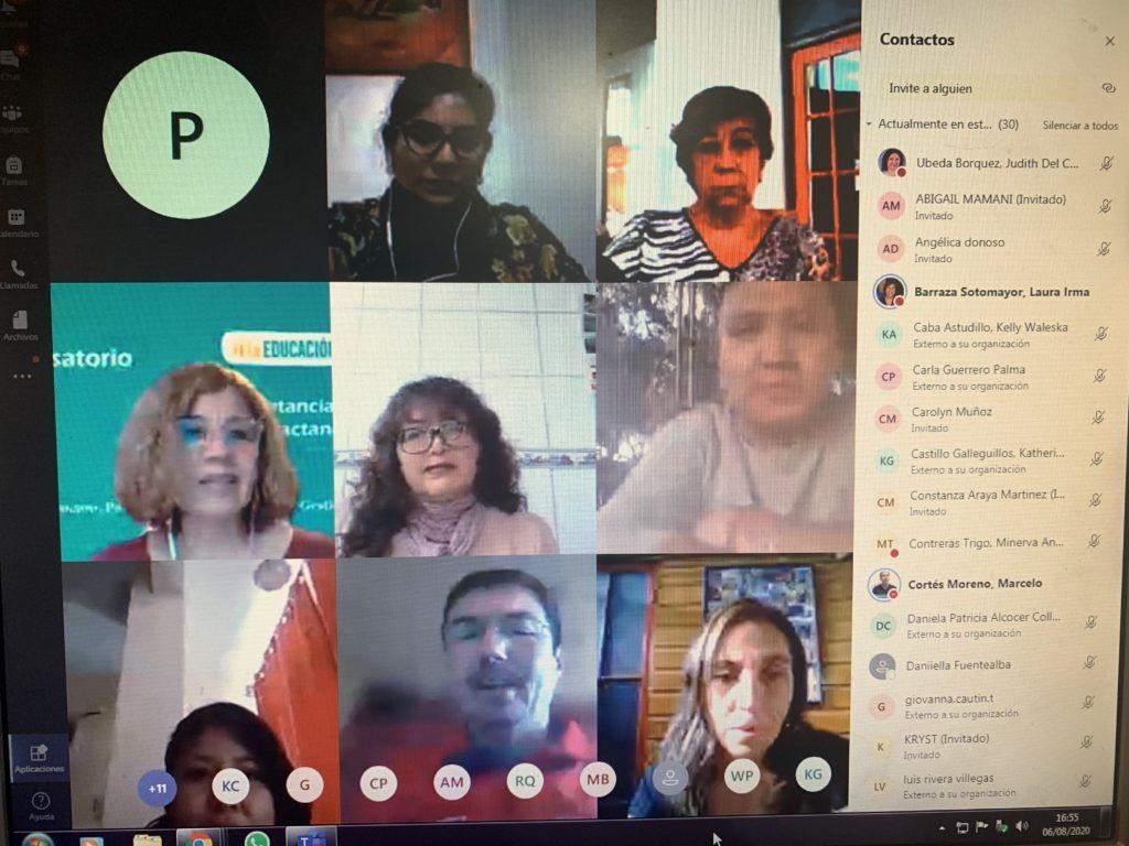 Encuentro virtual abordó la lactancia materna, sus beneficios y Covid-19