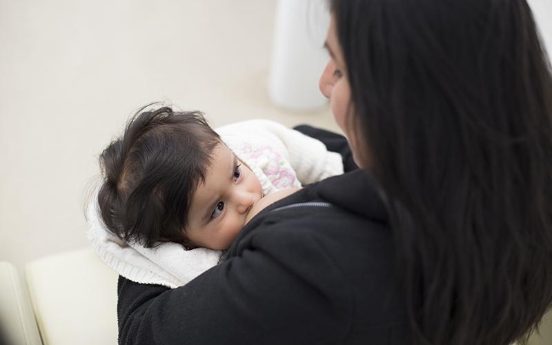 Entregan recomendaciones sobre la lactancia materna