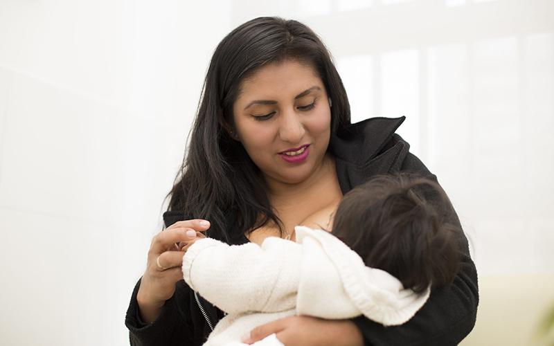 Del 1 al 7 de agosto la UNICEF junto con la Organización Mundial de la Salud conmemora la semana mundial de la lactancia materna.